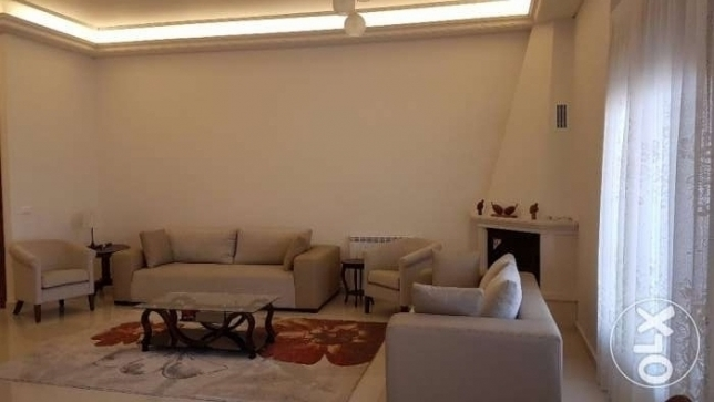 For rent new furnished apartment 180m Elissar