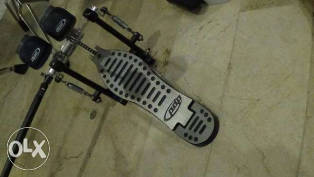 PDP Double Bass drum pedals راس  بيروت -  2