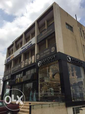 Two-room office - rent - Jal el Dib seaside