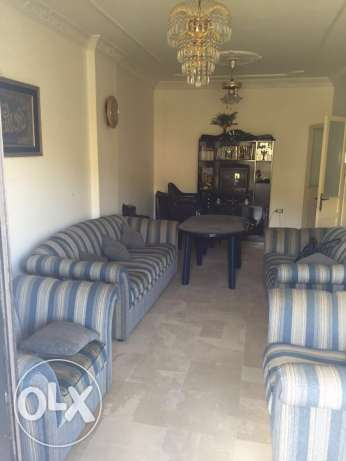 Furnished Apartment for Rent in Bchamoun بشامون -  5