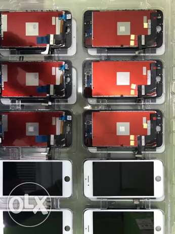 iphone lcd screen teplacement