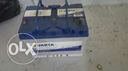 Used Varta battery - not good but maybe you can fix it