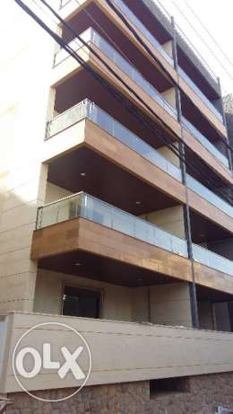 Appartment in Mazraat yashouh for rent بيت الشعار -  2