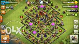 Clash of clans Max Th10 Best price