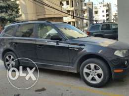 x3 model 2007 full option very clean car need nothing 122.000 klm