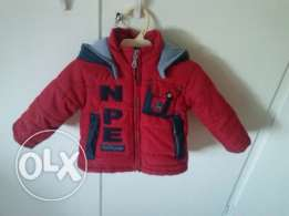 northpole baby coat 6m to up