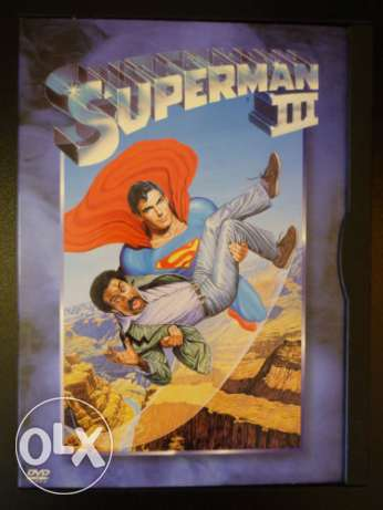 superman 3 original dvd