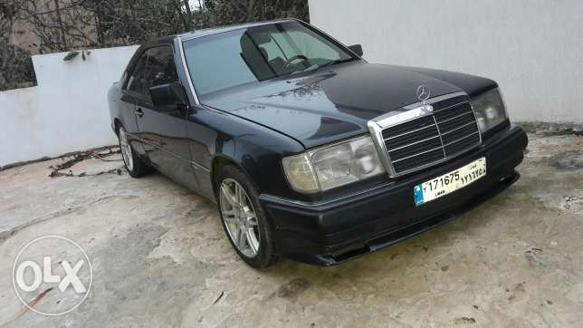 Mercedes 300 cupe
