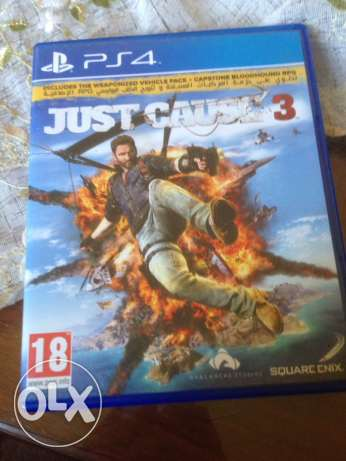 just cause 3 +15$ for nba 2k17 ps4