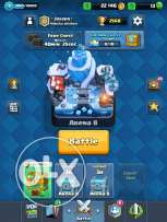 clash royale arena 8