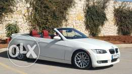 Bmw 328i convertible white super clean