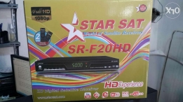 Receiver star sat for sale