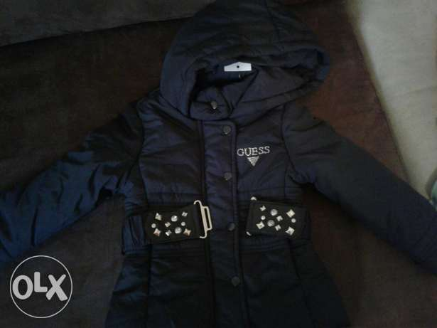 Jacket guess for girls