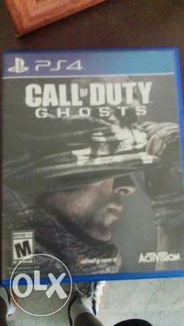 Call of duty ghosts سن الفيل -  1