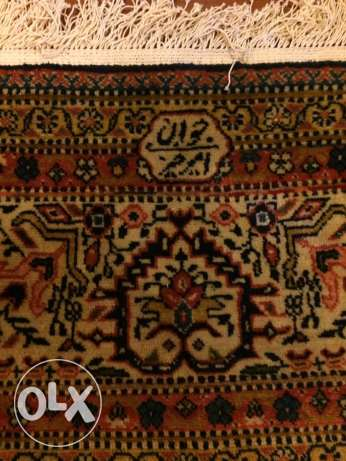 old Persian carpet منصورية -  2