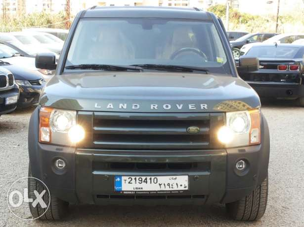 Land rover model 2009 super clean full options