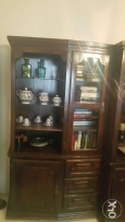 3 pieces wooden cabinet