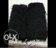 Leg warmer white ( available in black)2=7$