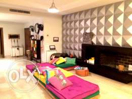 For Rent - Stunning Apartment with Large Terrace in Baabda, Brazilia
