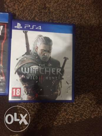 ps4 games for sale قرنة الحمرا -  7