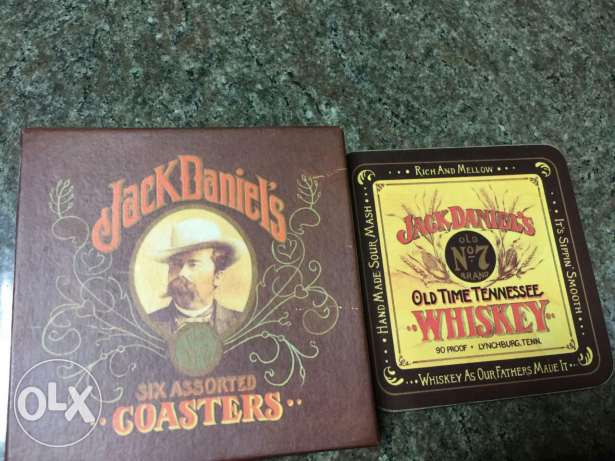 Jack Daniels and Absolut collectibles