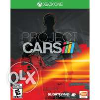 Project cars DVD for Xbox one