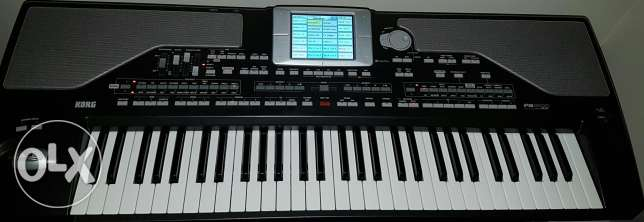 KORG pa800 ex pro v2 For Sale with Soft Case + Stand دامور -  6