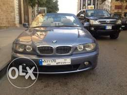 BMW E46 330ci convertible 2001