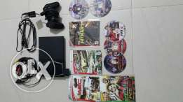 Ps2 very clean ma3a 9 games