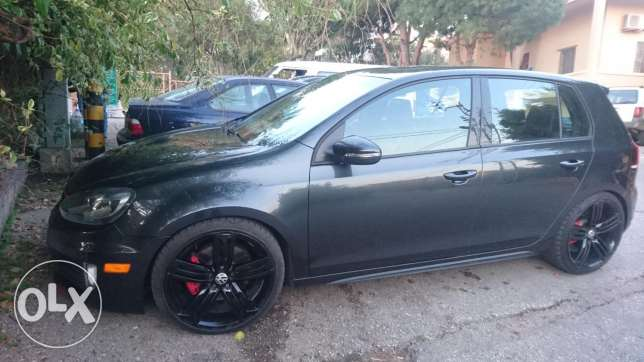 Golf gti mk6 very clean,serious calls only.