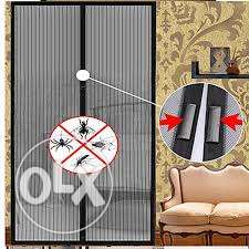 curtain magnetic for mosquito برداية للبرغش