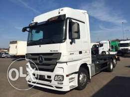 2544 Actros 2013
