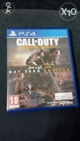 PS4 games, ps4 game, Call of Duty AW, Fifa 15