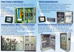 Electrical engineer with high experiances