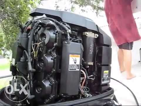 Evinrude 225hp outboards