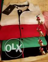 Polo shirts 100% cotton , best quality ever