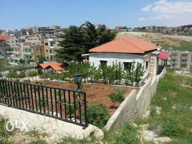 Bida3i el safar Villa duplex in sawfar for sale