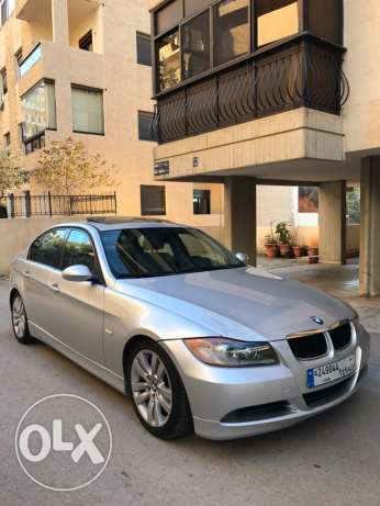 BMW 325i Sportpackage 2006 Full Options