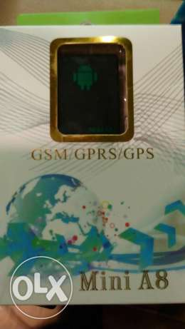 Gps and audio tracker mini a8