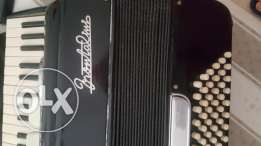 Frontalini accordion 48 bass (made in Italy)