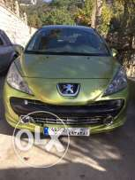Peugeot special edition 207