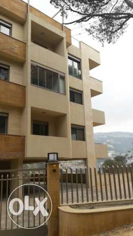 Flat new fanar for rent