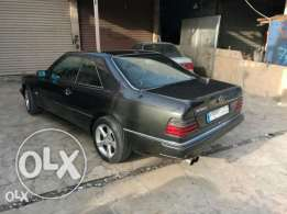 Mercedes 300ce for sale