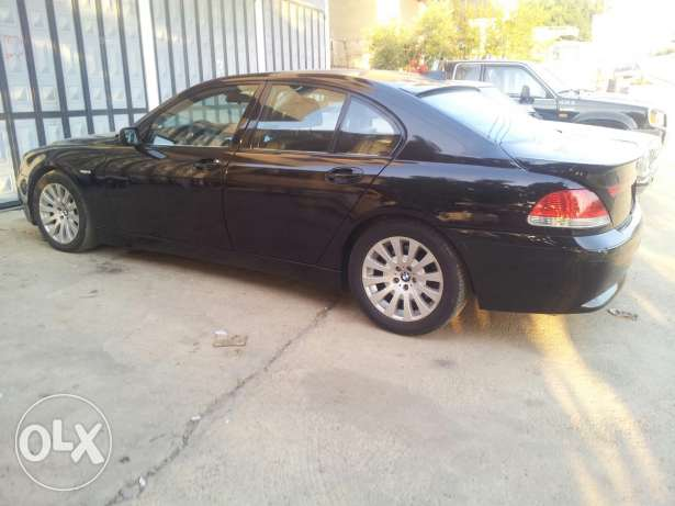 Bmw 745 i 2003 good con full زغرتا -  3