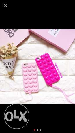 Luxury phone covers for iphone 6/6s and 7 انطلياس -  1