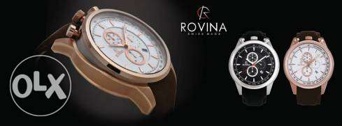Needed Omorfia and Rovina watches for man