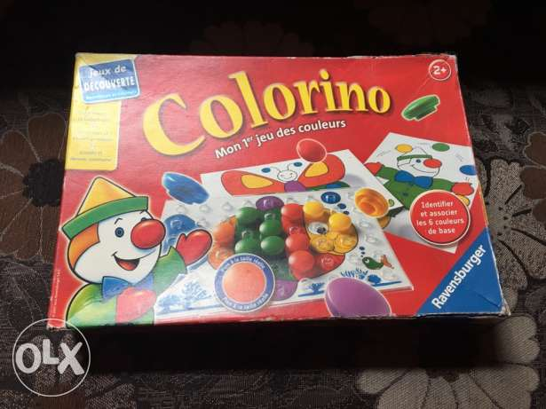 colorino educational
