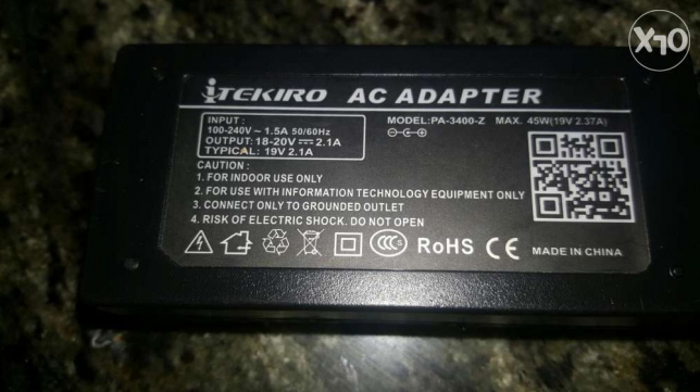 WANTED :: DELL inspiron 7558 charger 45w جبيل -  1