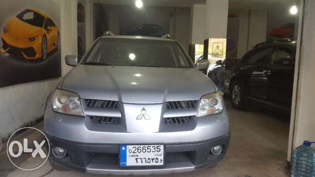 Mitsubishi outlander model: 2005