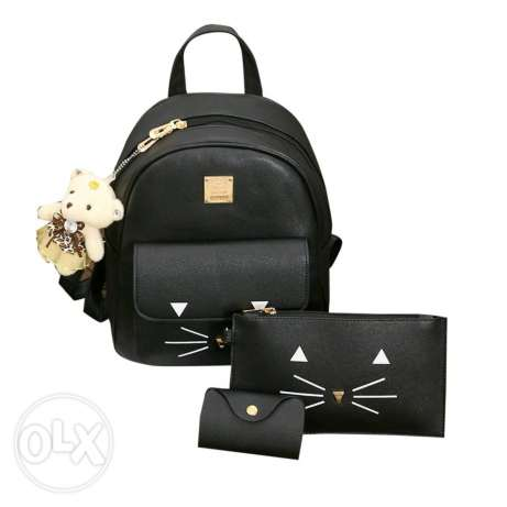 Back bag 3 pcs set